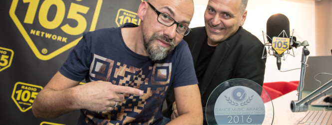 105 INDAKLUBB MIGLIOR PROGRAMMA RADIO 2016